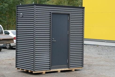 Блок-контейнер Salomo по индивидуальному проекту