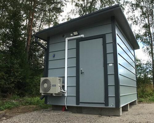 cRoom Equipment Shelters